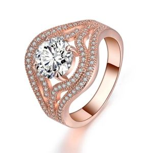 Luxury Crystal Ring   S8